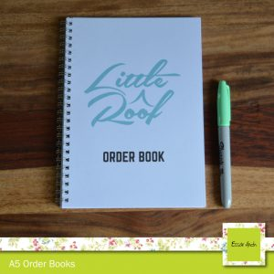 A5 Order Books