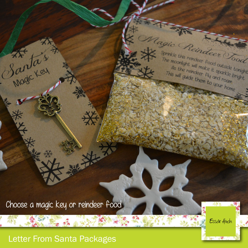 Letter from santa packages essar aitch letter from santa packages spiritdancerdesigns Choice Image