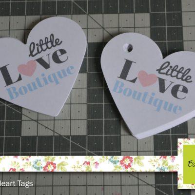 Heart Tags
