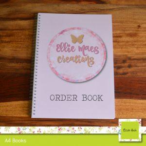 A4 Business Books