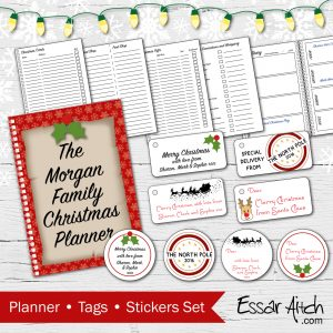 Christmas Stationery Bundle