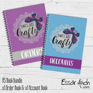 A5 Book Bundle