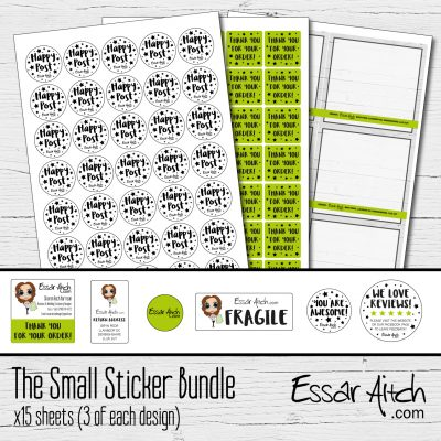 The Sticker Bundle