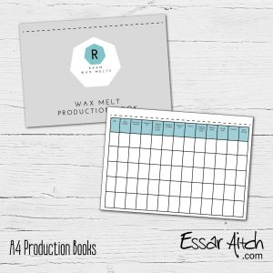 A4 Wax Production Book