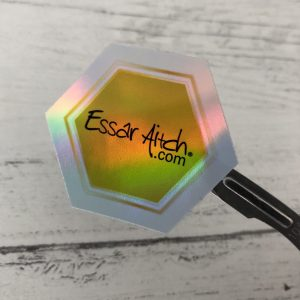 Holographic Custom Cut Stickers